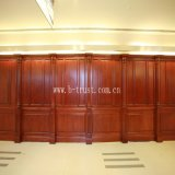 Wood Grain PVC Decorative Film / Foil pour meubles / Cabinet / Closet / Porte Presse à vide Bde04