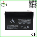 12V 7.5ah Maintenance Free Rechargeable Sealed Lead Acid Battery