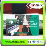 Фабрика Кита Конструкции Карточки Удостоверения Личности Работника RFID Франтовская Programmable