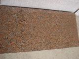 Mattonelle poco costose del granito di colore rosso G562, mattonelle di pavimento del granito