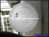 Manufacurer milchiger weißer grosser Durchmesser fixiertes Quarzglas-Rohr
