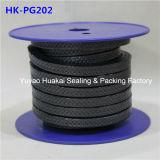 長い使用の生命および安全耐久力のある黒PTFEのパッキング