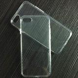 Caixa macia elevada ultra fina do telefone de pilha do espaço livre TPU para iPhone7