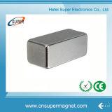 Strong Permanente N45 (F50 * 50 * 25) neodímio bloco Nickel Ímã