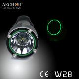 Archonlm-Tauchens-Fackel 1000 mit Batterie 26650Li-ion + Aufladeeinheit