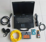 V2016.05 per BMW Icom A2 B Icom diagnostico & di programmazione A2 di C con HDD con migliore qualità del computer portatile CF-52