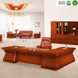 Escritorio ejecutivo de lujo de madera de los muebles de oficinas