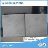 Китайский Polished мрамор вымощая плитки