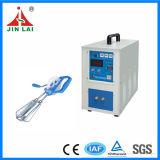 Soldadora ambiental de la calefacción de inducción de la eficacia alta de IGBT que cubre con bronce (JL-15)