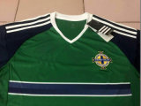 Club Irlanda del Norte Jersey casera de 2016 europeos
