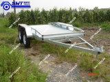 Reboque da barra de acoplamento da capacidade elevada para o transporte do equipamento (SWT-PT96)