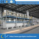 都市Garbage Recycling Machineの都市Waste Recycling Machine、Oil MachineへのWaste