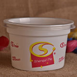 Wegwerfbares Paper Bowl für Ice Cream oder Salad