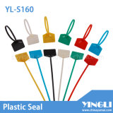 Marking를 위한 착색된 Pull Tight Plastic Seal