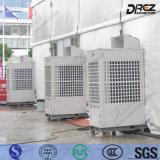 Unidade de condicionamento de ar de refrigeração ar do pacote com duto de ventilação