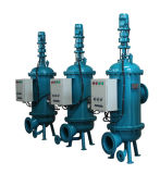 Multi-Cartridge Backwash Water Filter für Chemical Industry