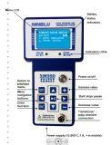 Verificador do transdutor do receptor acústico de eco do simulador