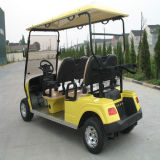 Solar Panel 4 Asientos Electric Golf Car Rse-2048