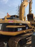 Excavatrice hydraulique utilisée de la chenille CTA320bl, excavatrice utilisée de piste du Japon