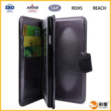 Dekking van het Geval van de Tik van de Telefoon van Puleather de Slimme Mobiele voor Meizu Mx5
