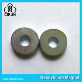 Magneten van het Neodymium van de Ring van de zeldzame aarde de Sterke N52