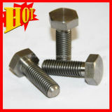 기관자전차를 위한 DIN 933 Grade 2 Titanium Bolt