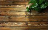 étage stratifié imperméable à l'eau de hêtre de texture de fibre de bois de 12.3mm