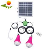 Солнечный свет СИД домашний, напольное освещение, солнечный светильник