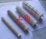 Elemento calefactor de resistencia de cerámica