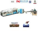Cadena de producción de alta velocidad automática completa de máquina del papel de tejido facial fabricación