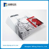 A4 Art Magazine di carta con Perfect Binding