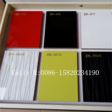 18mm Glossy Kitchen Cabinet Door From UV MDF (ZH-935)