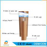 Navio acessível recarregável da névoa do USB/mini pulverizador facial portátil