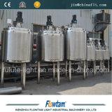 Réservoir Stirring de boissons de chauffage de vapeur d'acier inoxydable
