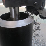 Станок для скашивания углов портативной электрической трубы скашивая
