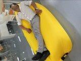 Saco de dormir inflable del aire de Laybag del precio barato para al aire libre