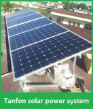 5kw si dirigono il sistema solare della produzione di elettricità