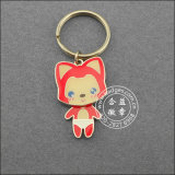 硬貨Keychain、Car Sign (GZHY-KA-015)のKeyring