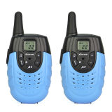 PMR446 Radio 14CH Walkie Talkie FM Scan Monitor Alarme d'urgence Lampe de poche Fonction Radio bidirectionnelle