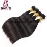 Estensione brasiliana naturale dei capelli del Virgin
