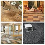 Azulejos de suelo limpios fáciles antirresbaladizos durables del vinilo