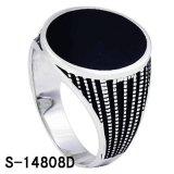 Klassieke Model Echte Zilveren Ring 925 voor de Mens
