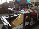 인쇄한 스티커는 절단기 기계를 정지한다