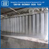 Vaporizer líquido do argônio do nitrogênio do oxigênio do CO2 de GNL