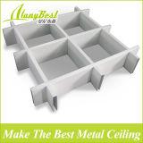 De aluminio a prueba de fuego Falso techo Grille
