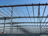 Workshopのための製造およびInstallation Prefab Steel Structure