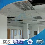 Mineralfaser-akustischer Vorstand (600*600mm, Quadrat, Tegular)