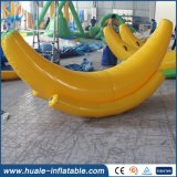 Totter воды нового банана конструкции раздувной, раздувная игрушка воды для малышей