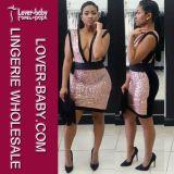 Новые платье богемских женщин способа 2016 (L51265)