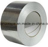 アクリルの付着力の補強されたアルミホイルテープ